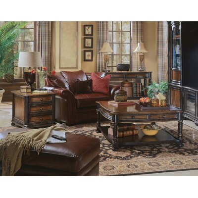 Hooker Furniture Preston Ridge Coffee Table Set