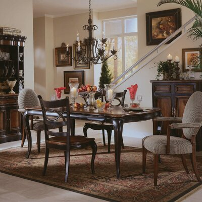 Hooker Furniture Preston Ridge 5 Piece Dining Set