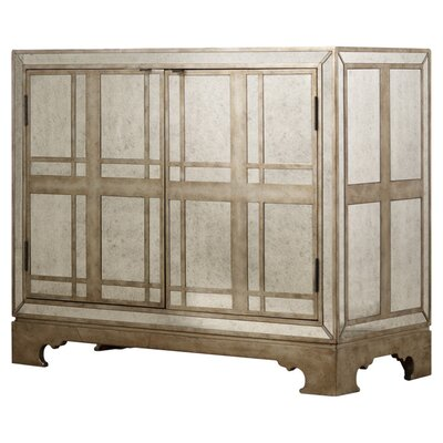 Hooker Furniture Melange Mirrored Sideboard