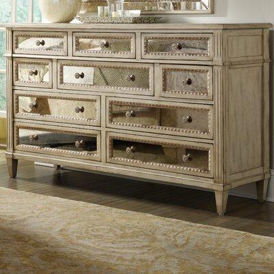 Sanctuary 10 Drawer Dresser