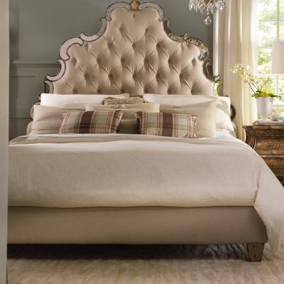 Sanctuary Tufted Bed