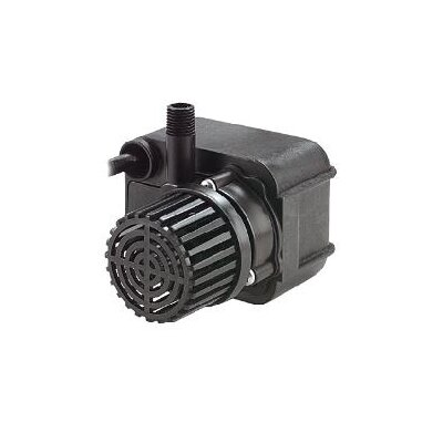 1/125 HP, 170 GPH - Direct drive premium pond pump