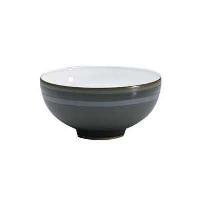 Denby Jet Stripes Rice Bowl
