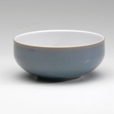 "Denby Azure  6"" Soup / Cereal Bowl"