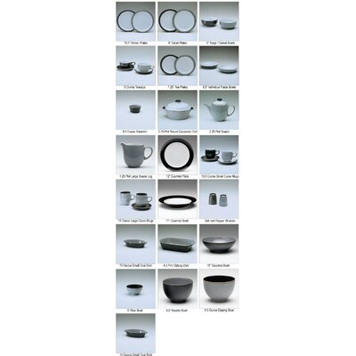 Denby Jet Dinnerware Collection