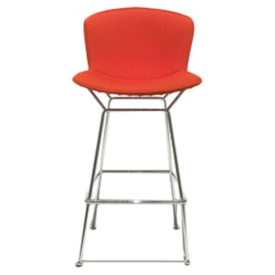 Bertoia Bar Stool with Full Cover