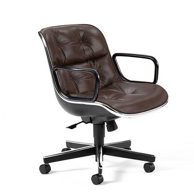 Knoll ® Pollock Executive Armchair