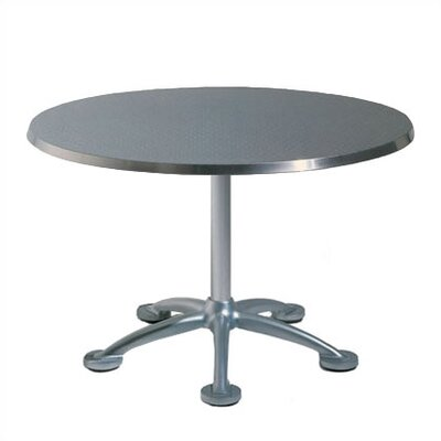 Knoll ® Pensi Mettalic Trespa Dining Table