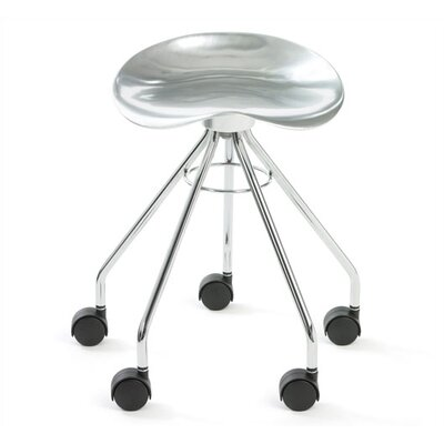 Knoll ® Jamaica Low Barstool with Casters