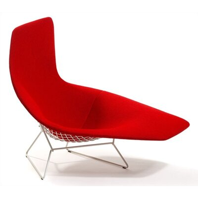 Knoll 174 Bertoia Diamond Chair With Full Cover Allmodern