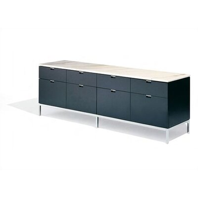 """Knoll ® Florence 74.75"""" Four Position Credenza"""