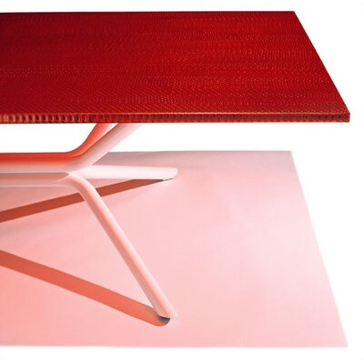 Knoll ® Ross Lovegrove Rectangular Table