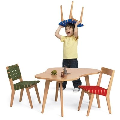 Knoll ® Risom Child's Stool