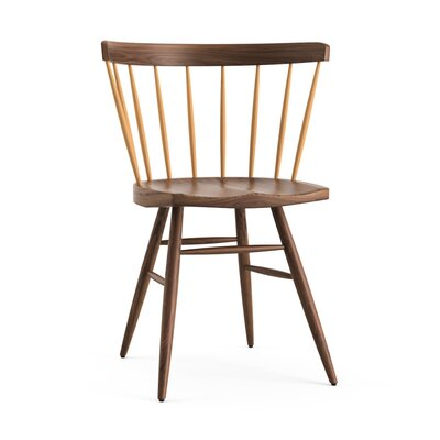 Knoll ® George Nakashima Straight Side Chair