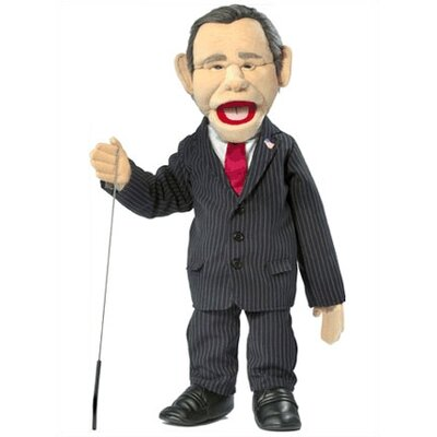 Silly Puppets George W. Bush Full Body Puppet