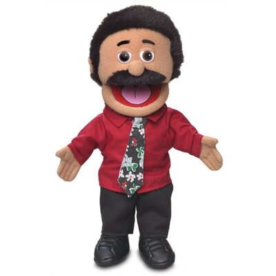 Silly Puppets 14&quot; Carlos Glove Puppet