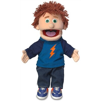 "Silly Puppets 14"" Tommy Glove Puppet"