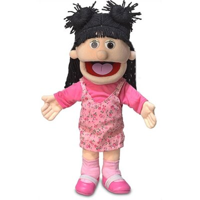 "Silly Puppets 14"" Susie Glove Puppet"