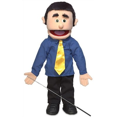"Silly Puppets 25"" George Full Body Puppet"