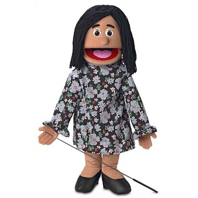 Silly Puppets 25&quot; Maria Full Body Puppet