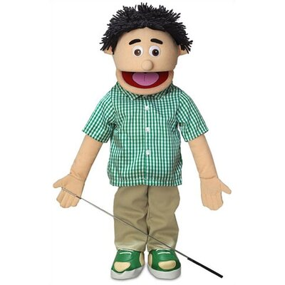 "Silly Puppets 25"" Kenny Full Body Puppet"