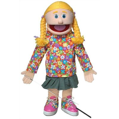 "Silly Puppets 25"" Cindy Full Body Puppet"