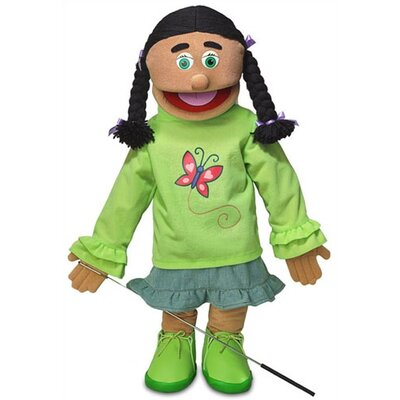 "Silly Puppets 25"" Jasmine Full Body Puppet"