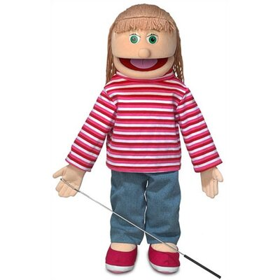 "Silly Puppets 25"" Emily Full Body Puppet"