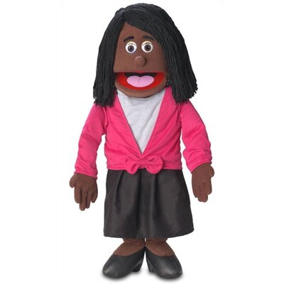 "Silly Puppets 30"" Barbara Professional Puppet with Removable Legs"