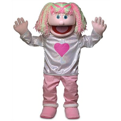 "Silly Puppets 30"" Kimmie Professional Puppet with Removable Legs"