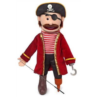 "Silly Puppets 25"" Pirate Full Body Puppet"