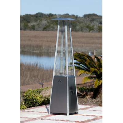 Pyramid Flame Propane Patio Heater