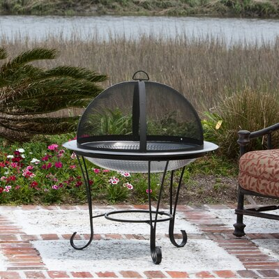 Stainless Steel Cocktail Fire Pit
