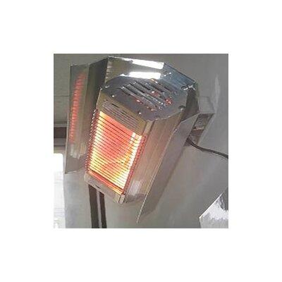 Fire Sense Electric Patio Heater Amp Reviews Wayfair
