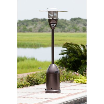 Fire Sense Deluxe Propane Patio Heater