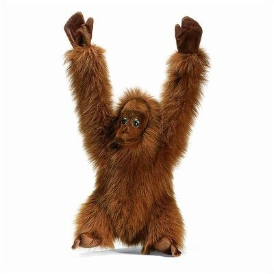 Hansa Toys Monkey Stuffed Animal Collection III