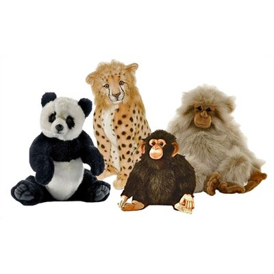 Jungle Stuffed Animal Collection I