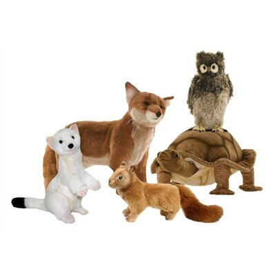 Hansa Toys Forest Stuffed Animal Collection II