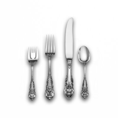 Wallace Sir Christopher 4 Piece Dinner Flatware Set