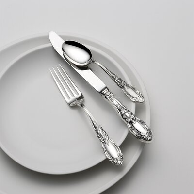 Towle Silversmiths King Richard Flatware Collection