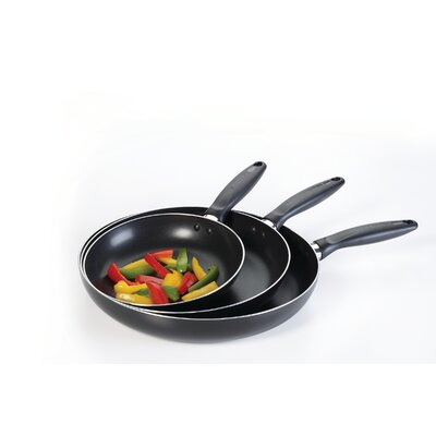 Pedrini 3-Piece Non-Stick Frying Pan Set