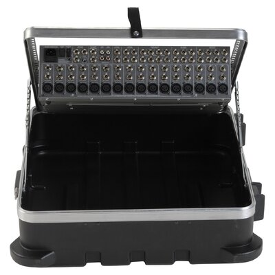 SKB Cases 12U Pop - Up Rack in Black