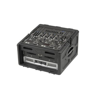 SKB Cases Computer Based Audio / Video Control and Presentation Case in Black