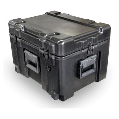 "SKB Cases Mil-Standard Roto Case No Wheel: 16"" H x 22"" W x 12"" D (Interior)"