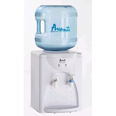 Avanti Products Thermoelectric Countertop Water Cooler