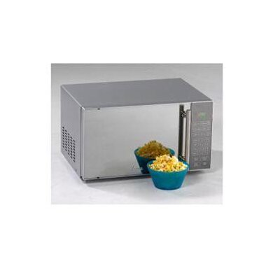 Avanti Products 0.8 Cu. Ft. Microwave Oven (Over boxed) with Mirror Door