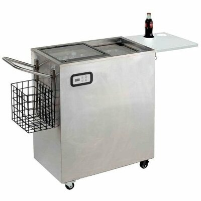 Avanti Products Serving Cart