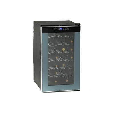 Avanti Products 28 Bottle Single Zone Thermoelectric Wine Refrigerator