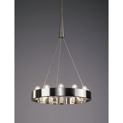 Robert Abbey Rico Espinet Candelaria  12 Light Chandelier