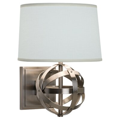 Robert Abbey Lucy Wall Sconce in Dark Antique Nickel